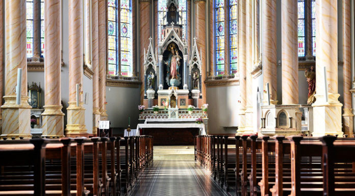 catedral de Vacaria, catedral gótica, Nossa Senhora da Oliveira