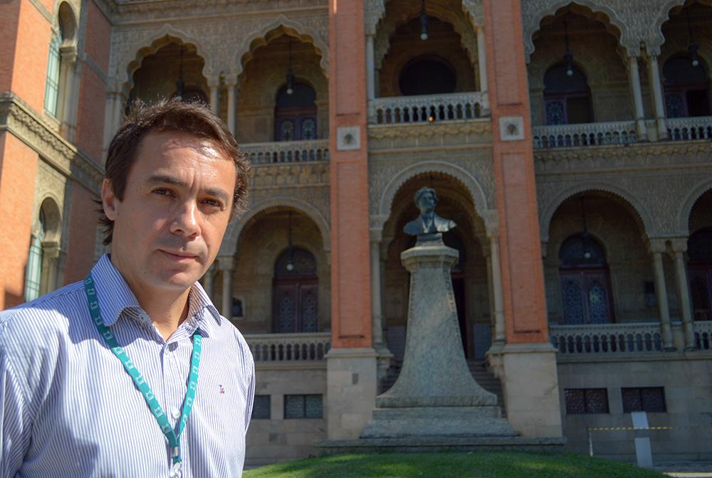 Juliano de Caravalho Lima, Fiocruz, Fundação Osvaldo Cruz, gestor da Fiocruz, vacina, castelo da Fiocruz