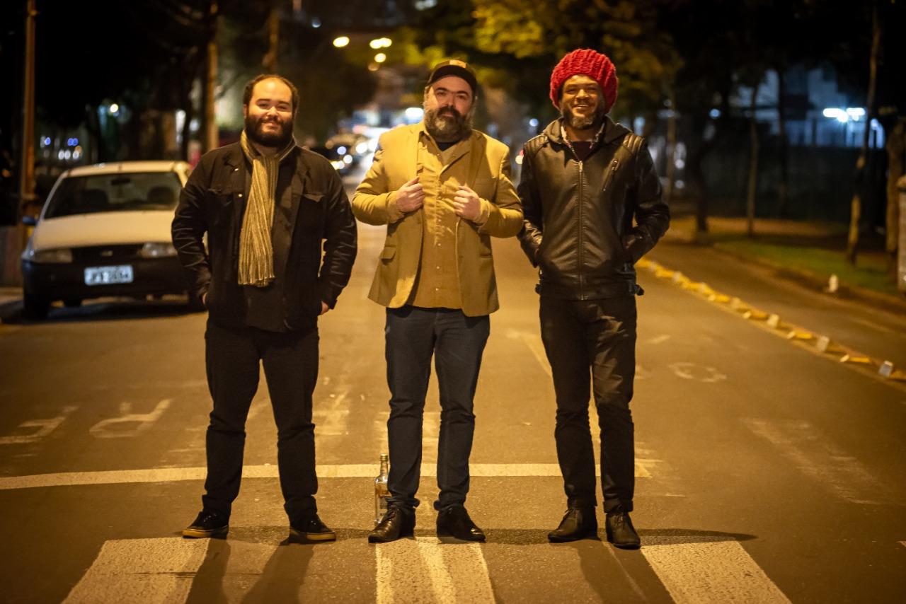Murilo Moura, Gustavo Telles, Edu Meirelles