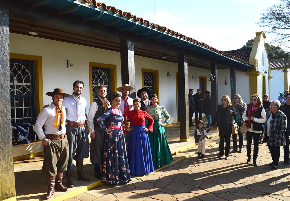 Fazenda do Socorro, CTG Porteira do Rio Grande na Fazenda do Socorro