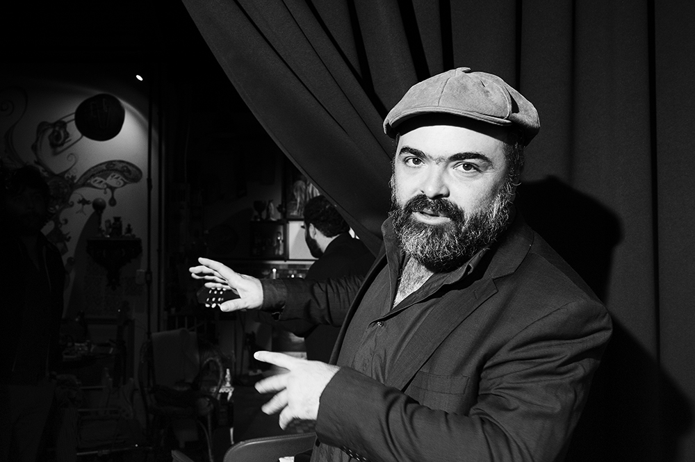 Gustavo Telles, rock and soul, roqueiro gaúcho, Gustavo Telles & os Escolhidos, Gustavo Telles e os Escolhidos