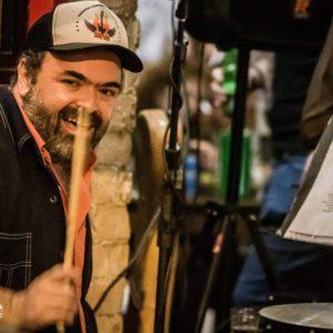 Gustavo Telles, baterista